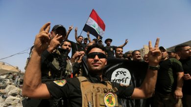 """صورة جهاز مكافحة الإرهاب العراقي يقتل """"أبو سعد السمين"""" أحد أمراء """"داعش"""""""