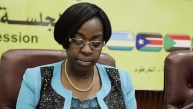صورة جيما نونو كومبا.. أول امرأة تترأس البرلمان في جنوب السودان