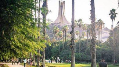 صورة العاصمة: أزيد من نصف مليون شخص زار حديقة الحامة منذ بداية السنة