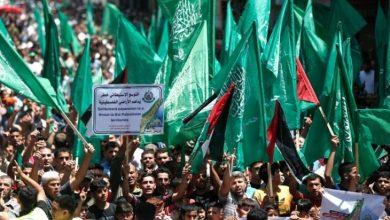 صورة حماس تصف الفعل بالصادم والمستنكر