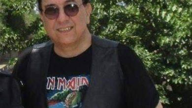 صورة وفاة الصحفي سالم عزي متأثرا بفيروس كورونا