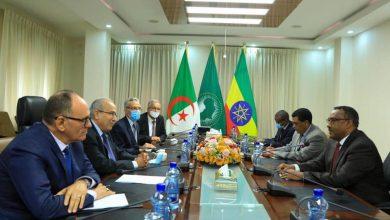 """صورة إثيوبيا تطلب وساطة الجزائر""""لتصحيح التصورات الخاطئة"""""""