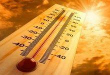 صورة استمرار موجة حر على عدة ولايات