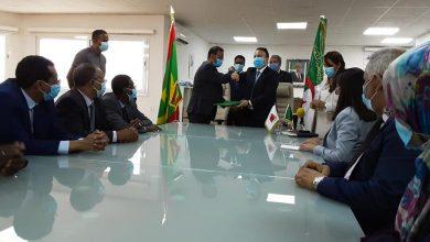 صورة اتفاقية تعاون بين الجزائر وموريتانيا في مجال الطاقة والغاز