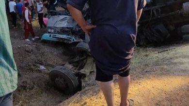 صورة قسنطينة… ارتفاع عدد قتلى الحادث المروع إلى 18 قتيلا
