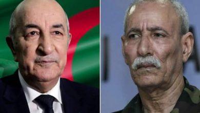 صورة الرئيس الصحراوي يبعث برسالة تهنئة بمناسبة الذكرى الـ59 لعيد الإستقلال والشباب