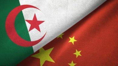 صورة وزير الشؤون الخارجية لجمهورية الصين في زيارة رسمية إلى الجزائر