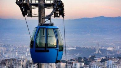 صورة الجزائر العاصمة: استئناف الخدمة بالمصعد الهوائي لواد قريش