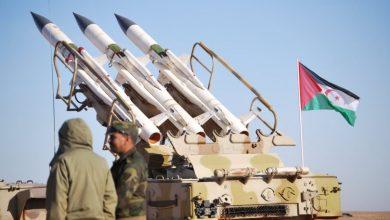 صورة الجيش الصحراوي يشن هجمات ضد تخندقات الاحتلال المغربي