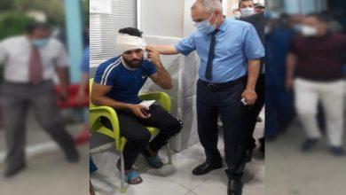 صورة شلف… إصابة 20 شخصا في حادث مرور بين حافلة وسيارة سياحية