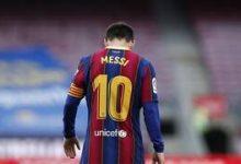 صورة ميسي لن يستمر مع النادي الكتالوني
