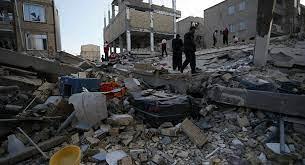 صورة زلزال يضرب ضواحي العاصمة الإيرانية وإعلان حالة التأهب في 5 محافظات