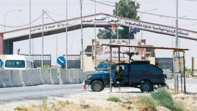 صورة الأردن:  فتح معبر مع سوريا أُغلق إثر تطورات درعا