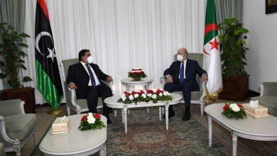 صورة ميموني: الجزائر تؤكد تواصل جهودها لتعزيز الحوار في ليبيا