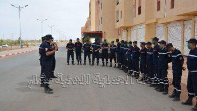 صورة الحماية المدنية تعلن توقيف عملية البحث عن الطفل أحمد صهيب هوايشي