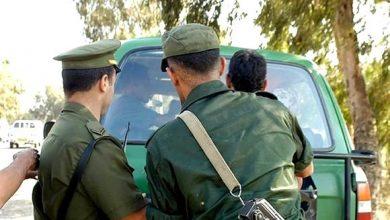 """صورة توقيف 16 مشتبه فيهم ينشطون في تنظيم """"ماك"""" الارهابي بتيزي وزو وبجاية"""