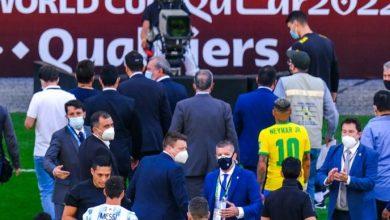 صورة الفيفا يلوّح بإجراءات انضباطية ضد البرازيل والأرجنتين