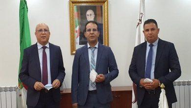 صورة تعيين نسيم رسيم غالم مديرا عاما جديدا للمؤسسة الوطنية للترقية العقارية
