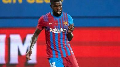 صورة الفرنسي أومتيتي يوافق على تخفيض راتبه مع برشلونة