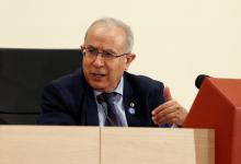 صورة الجزائر الجديدة تواصل بخطى ثابتة مسار ترسيخ دعائم البناء الديمقراطي مع تكريس دولة القانون والعدالة الاجتماعية