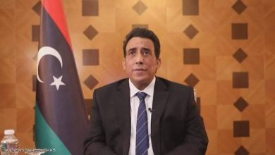 صورة المنفي يشيد بمواقف الجزائر الداعمة لمسار الحوار السياسي الليبي وجهود المصالحة الوطنية لإعادة الاستقرار