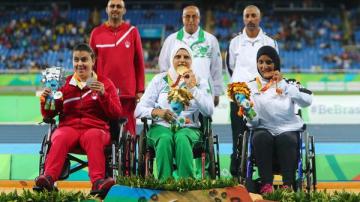 صورة الإذاعة الجزائرية تكرم هذا الثلاثاء أبطال الجزائر في الألعاب البارالمبية