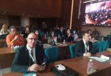 صورة إنطلاق فعاليات المهرجان العربي للاذاعة والتلفزيون بتونس: المدير العام للإذاعة الجزائرية يشارك في أشغال مؤتمر الإعلام العربي