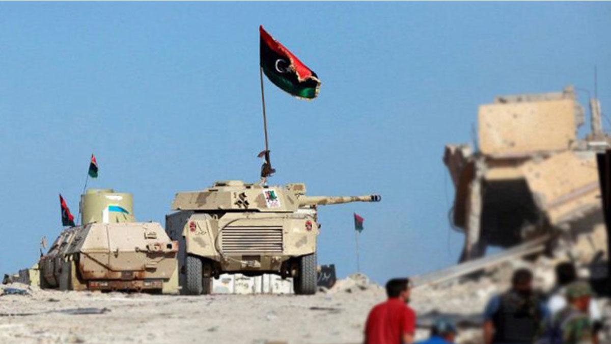 Photo de Libye: l'Algérie suit avec une «extrême préoccupation» les derniers développements