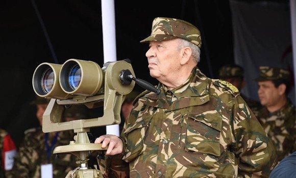 Photo de Décès du général de Corps d'Armée Ahmed Gaïd Salah