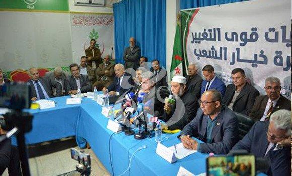 Photo de Des partis politiques et des personnalités nationales déclinent l'invitation de la Présidence