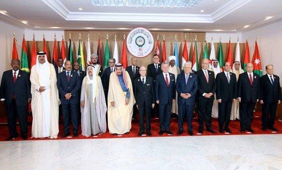Photo de Déclaration de Tunis: la paix au Moyen Orient passe par un règlement de la question palestinienne