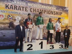 Photo de Championnats méditerranéens – 2e journée : sept médailles pour l'Algérie dont une en or