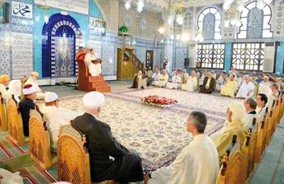 Photo de Zaouia Belkaidia d'Oran: ouverture de la 14e édition de Dourous Mohammadia