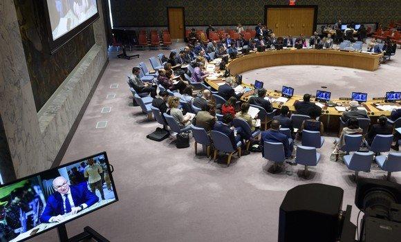 Photo de UA :  Smail Chergui dénonce une guerre par procuration en Libye