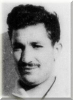 Photo de Médéa: hommage au colonel Si M'hamed Bougara