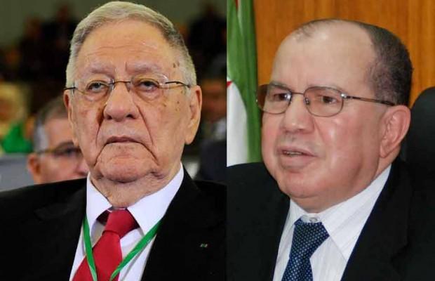 Photo de Levée de l'immunité de Saïd Barkat et Djamel Ould Abbès: réunion du Conseil de la nation le 19 juin