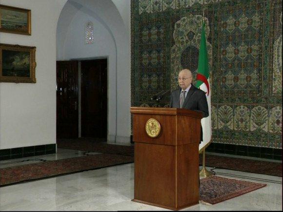Photo de Les réactions de la classe politique au discours à la Nation du chef de l'Etat,