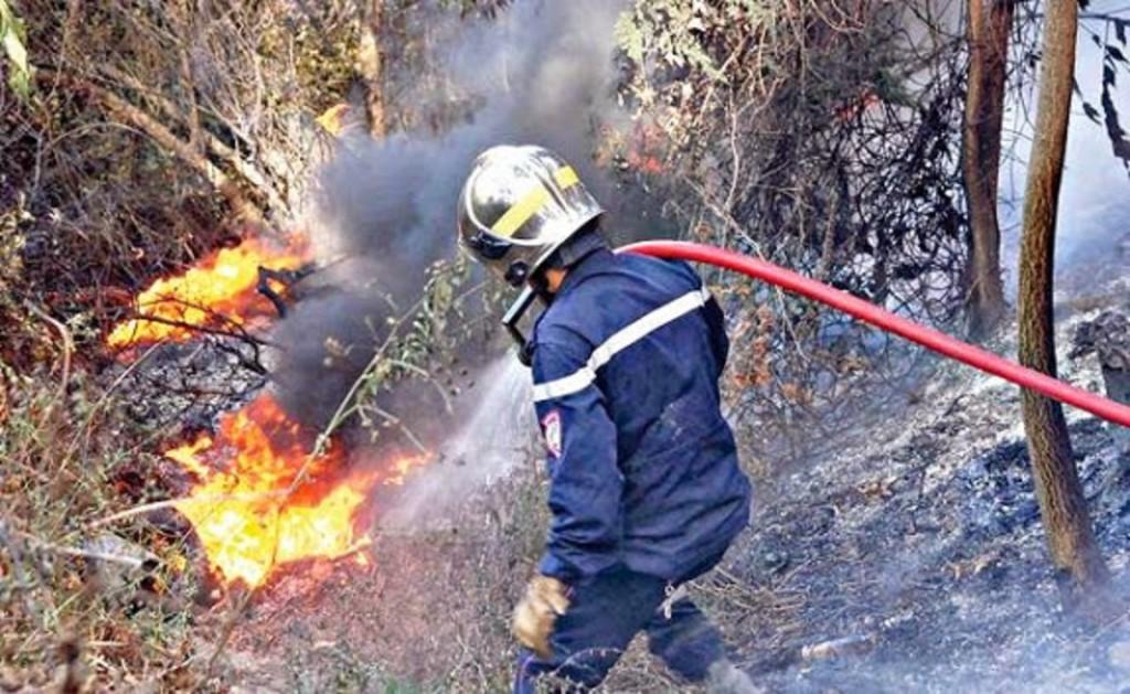 Photo de Sinistre : 498 personnes mortes dans des incendies entre 2014 et 2018