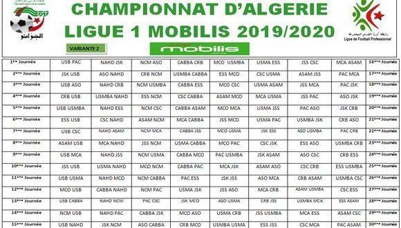 Calendrier Championnat D Europe De Football 2020.Ligue 1 De Football 2019 2020 Le Calendrier Complet El