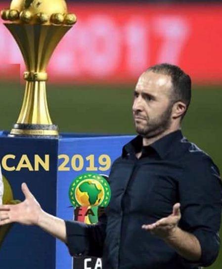 Photo de Djamel Belmadi nommé parmi les 10 meilleurs entraîneurs au monde en 2019