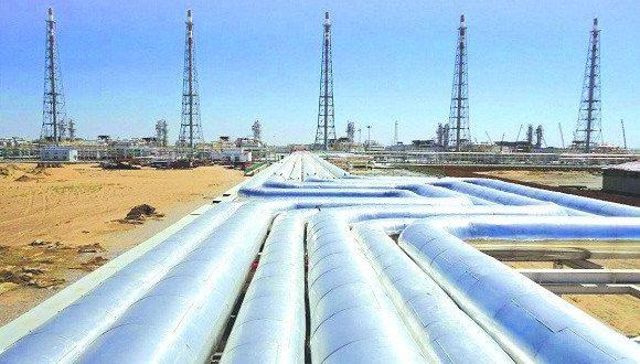 Entrée en service en été 2020 du projet d'extension du gazoduc kasdir-Beni-Saf