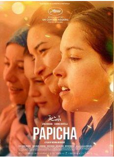 Photo de Le film «Papicha» de Mounia Meddour triplement primé à Angoulême