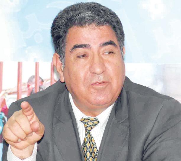 Photo de Benbaibeche appelle à accélérer l'organisation de la présidentielle pour résoudre la crise politique