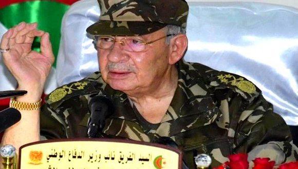 Gaid Salah salue la vive réaction du peuple algérien