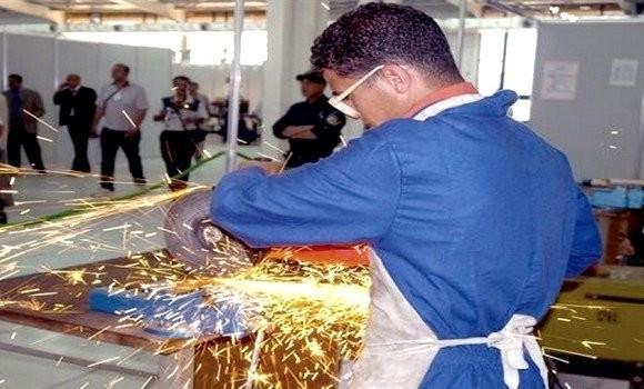 Photo de Oran / Le programme «Forsa» a permis la formation de 160 jeunes déscolarisés