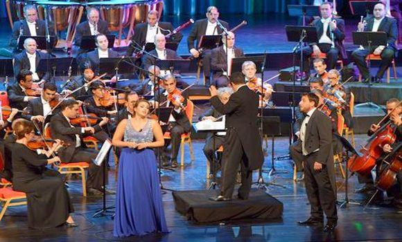 Photo de  Le 11e Festival culturel international de musique symphonique s'ouvre à Alger