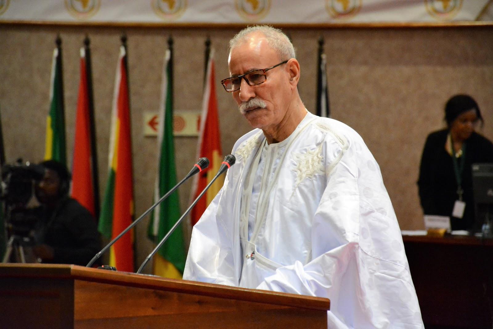 Photo de 15e Congrès du Front Polisario: Brahim Ghali reconduit au poste du SG du Front