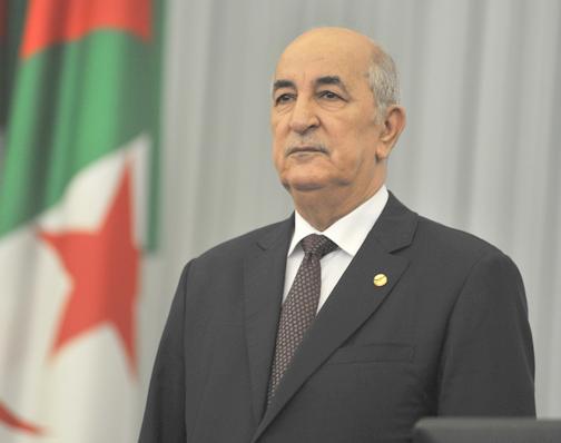 Photo de L'engagement fort d Président Tebboune  :  «Je réitère mon engagement envers vous de hâter l'édification d'une nouvelle République forte»