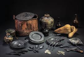 Photo de Batna : récupération de 2190 pièces archéologiques et une arme à feu