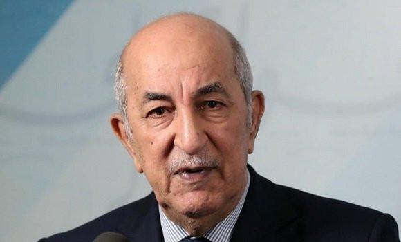 Photo de Décès du moudjahid Omar Boudaoud: Le Président Tebboune adresse ses condoléances